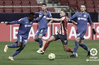 Previa Getafe CF vs Atlético de Madrid: tres puntos que alejen el fantasma del descenso o del segundo lugar