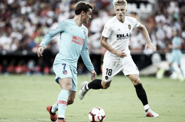 (Divulgação/Atlético de Madrid)