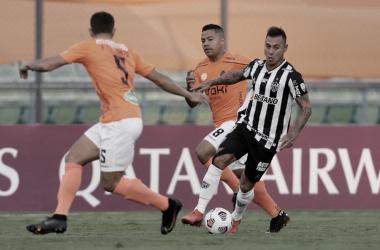 Atlético-MG e La Guaira empatam na estreia (Foto: Divulgação/Conmebol)