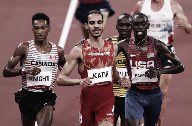 Highlights: Athletics Final  in Tokyo 2020