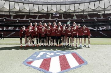 Atlético de Madrid - Madrid CFF: Del Metropolitano al cielo