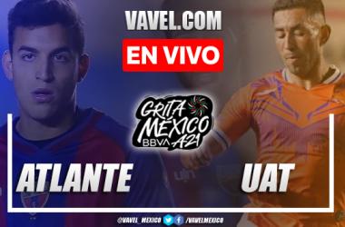Goles y resumen del Atlante 3-0 Correcaminos en Liga Expansión MX 2021