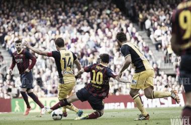 Barcelona - Atlético de Madrid: una pronta venganza