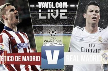 Atletico Madrid - Real Madrid en direct commenté : suivez le match en (0-0)