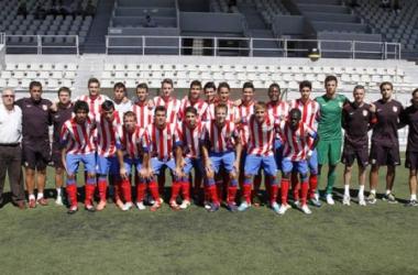 Gregorio deja el  Atlético C para fortalecer la defensa de la SD Noja