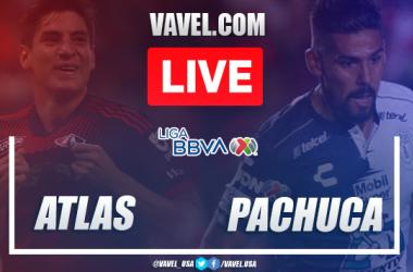 Goals and Highlights: Atlas 0-2 Pachuca, 2020 Liga MX