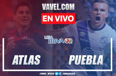 Resumen y gol: Atlas 0-1 Puebla en Liga MX Clausura 2020