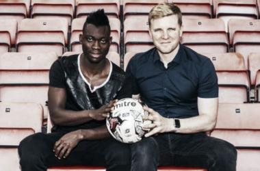 Christian Atsu seals Bournemouth move