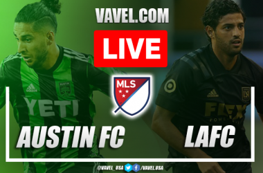 Goals and Highlights: Austin FC 0-2 LAFC in MLS 2021