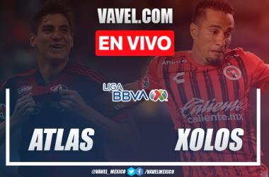 Atlas vs Xolos Tijuana EN VIVO ver transmisión online Liga MX (0-0)