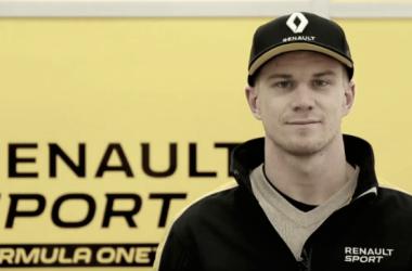 Nico Hulkenberg, da Renault (Foto: Reprodução/Crash.net)