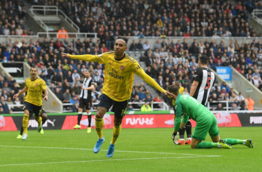 Premier League - Aubameyang abbatte il Newcastle, Wolves fermati dal VAR: i risultati delle 15
