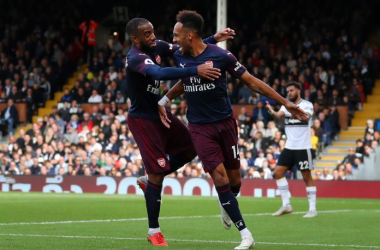 El Arsenal continúa imparable. | Foto: Premier League