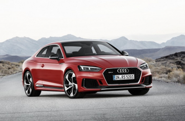 Nuevo Audi RS5: mejores números con un V6 biturbo