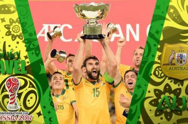 Guía Copa Confederaciones 2017: Australia