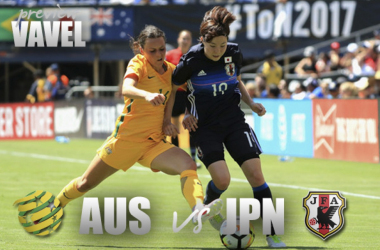 Australia vs Japan in 2018 Tournament of Nations. (Photo: VAVEL USA)