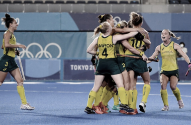 Highlights: Australia 0-1 India in Women's Hockey at the Tokyo 2020 Olympic Games