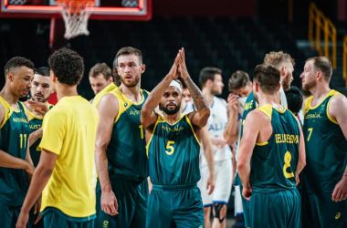 Resumen y mejores momentos del Australia 89-76 Alemania en Baloncesto Tokio 2020