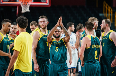 Summary and highlights of Australia 89-76 Germany in Basketball Tokyo 2020
