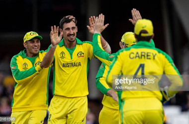 2019 Cricket World Cup: Finch century sends Australia top of table