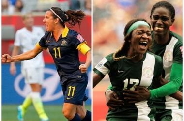 2015 FIFA Women's World Cup Preview: Australia - Nigeria
