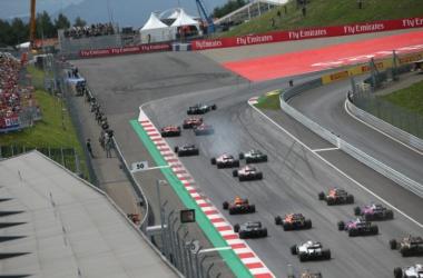 Formula 1 - La FIA modifica le regole sulle partenze