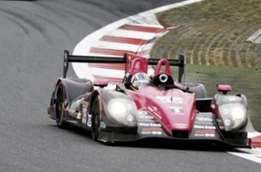 Primer podio para Gustavo Yacamán en las 6 horas de Fuji, Japón