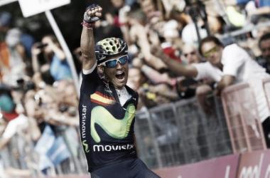 """Ciclismo, Alejandro Valverde: """"L'anno prossimo torno al Giro"""""""