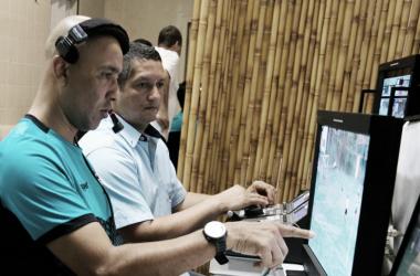 Presidente da Federação Gaúcha de Futebol confirma árbitro de vídeo para o Gre-Nal 413