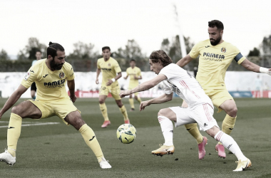 Real Madrid vs Villarreal: Live Stream, Score Updates and How to Watch the LaLiga Match