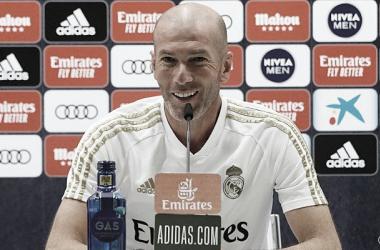 """Zidane: """"No voy a estar aquí 20 años"""""""