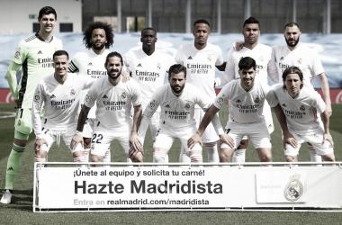 Real Madrid - Eibar: puntuaciones del Real Madrid, 29ª jornada de LaLiga Santander