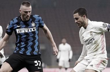 Puntuaciones del Real Madrid frente al Inter - Champions League