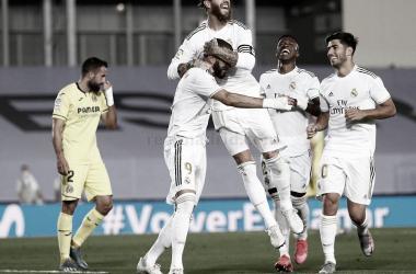"""Marco Asensio: """"Hemos hecho un final de Liga impresionante"""""""
