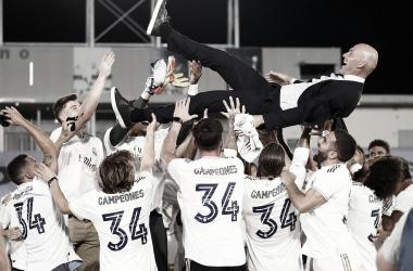 Las claves del Real Madrid campeón de Liga
