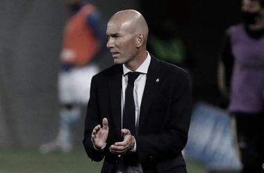"""Zidane: """"Sabemos lo díficil que es ganar una liga y vamos a luchar hasta el final"""""""