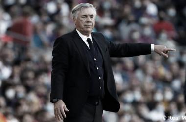Carlo Ancelotti logra su primer triunfo en el Camp Nou