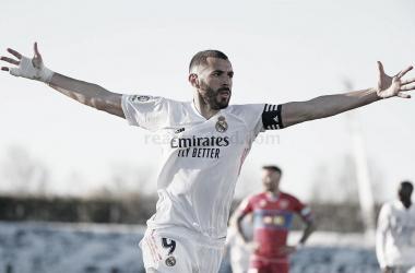 Análisis post: Benzema sostiene a un Real Madrid gris