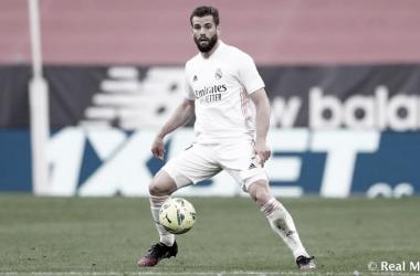 Nacho marcó el único gol del encuentro | Fuente: Real Madrid