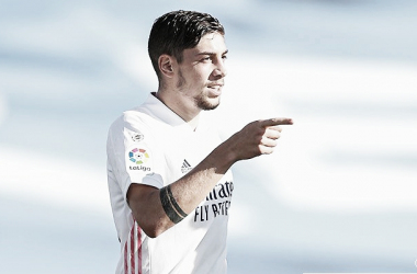 Zidane recupera a Valverde