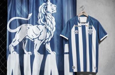 Avaí anuncia novo uniforme para temporada 2020