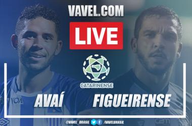 Gol e melhores momentos Avaí x Figueirense pelo Campeonato Catarinense (1-0)