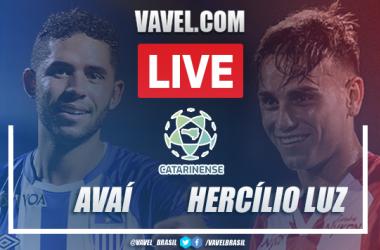 Gols e melhores momentos Avaí x Hercílio Luz pelo Campeonato Catarinense (2-0)