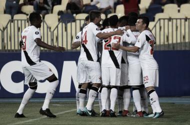 História: Vasco na fase de grupos da Libertadores