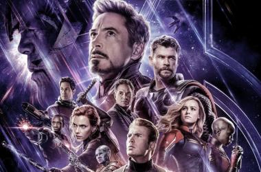 Póster de Vengadores: Endgame | Foto: Página web oficial Avengers: Endgame