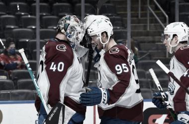 Los Avs ya están en la lucha definitiva por la Stanley Cup | Foto:Joe Puetz/NHLI via getty Images