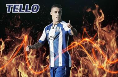 Do Porto a Braga: Tello foi herói a caminhar sobre brasas