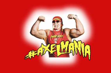 Could Hogan be returning thanks to Curtis Axel source: Joel Lampkin