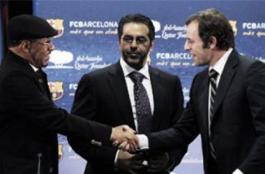 El Barça jugará en Qatar el próximo año