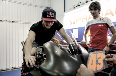 Jack Miller , el mejor piloto de MotoGP   Foto: Octo Pramac Racing (VAVEL España).